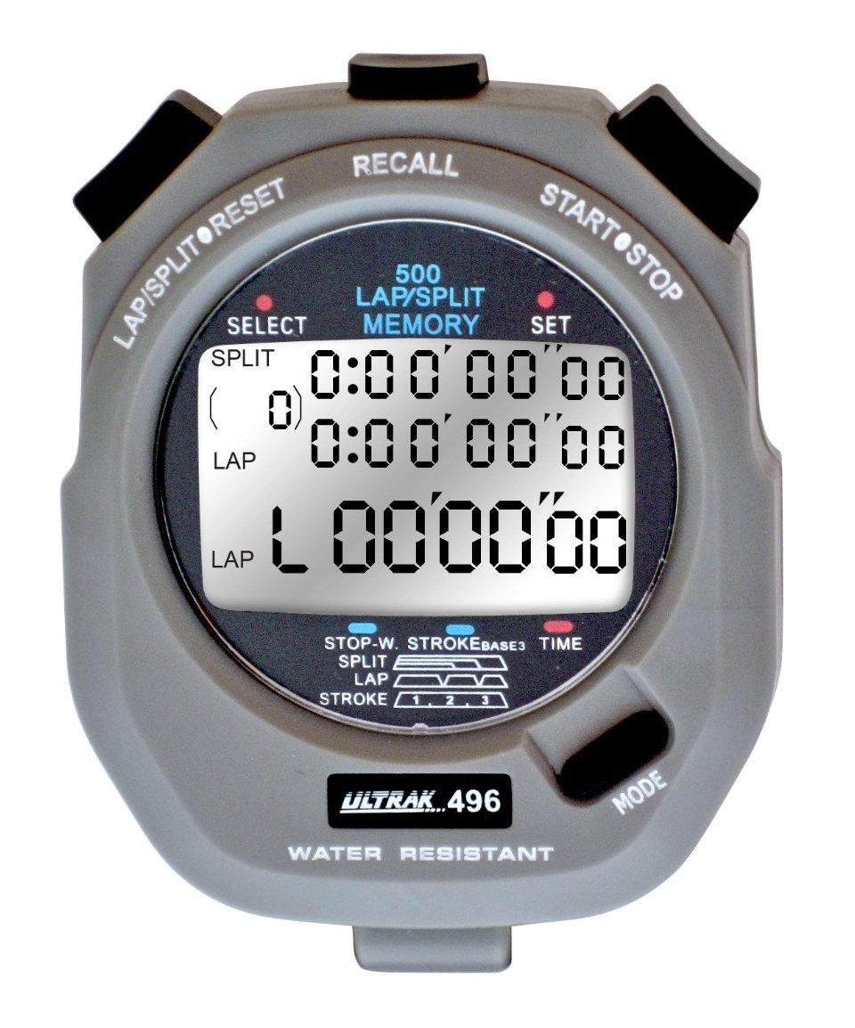 Ultrak 496 500 Lap Memory Timer