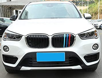 Chrome Side Mirror Strips For BMW X1 F48 2016 2017 Door Molding Accessories