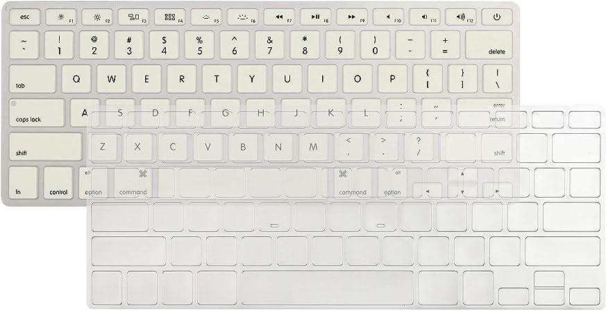 Mackbook - Funda de Silicona para Teclado de Apple MacBook de ...