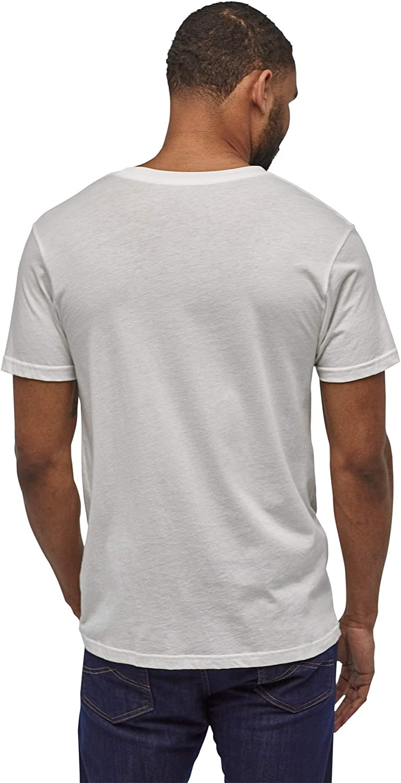 Hombre Patagonia Ms Live Simply Home Organic T-Shirt Camiseta