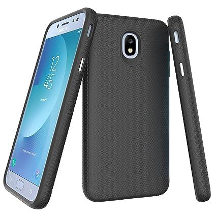 Amazon.com: Funda para Samsung Galaxy J3 2018, J3V J3V 3ª ...
