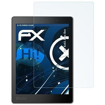 Tablet & Ebook-zubehör Atfolix 2x Panzerfolie Für Amazon Kindle 8 Model 2016 Schutzfolie Fx-antireflex