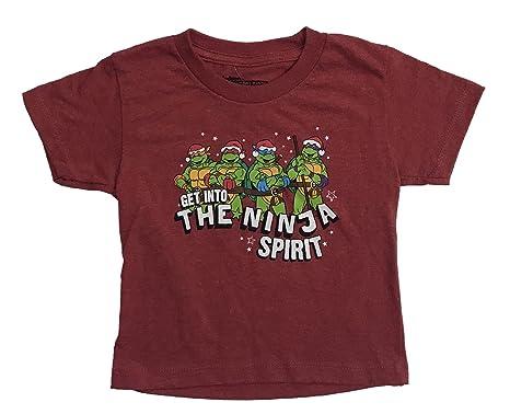 Amazon.com: Las tortugas Ninja entrar en el Ninja espíritu T ...