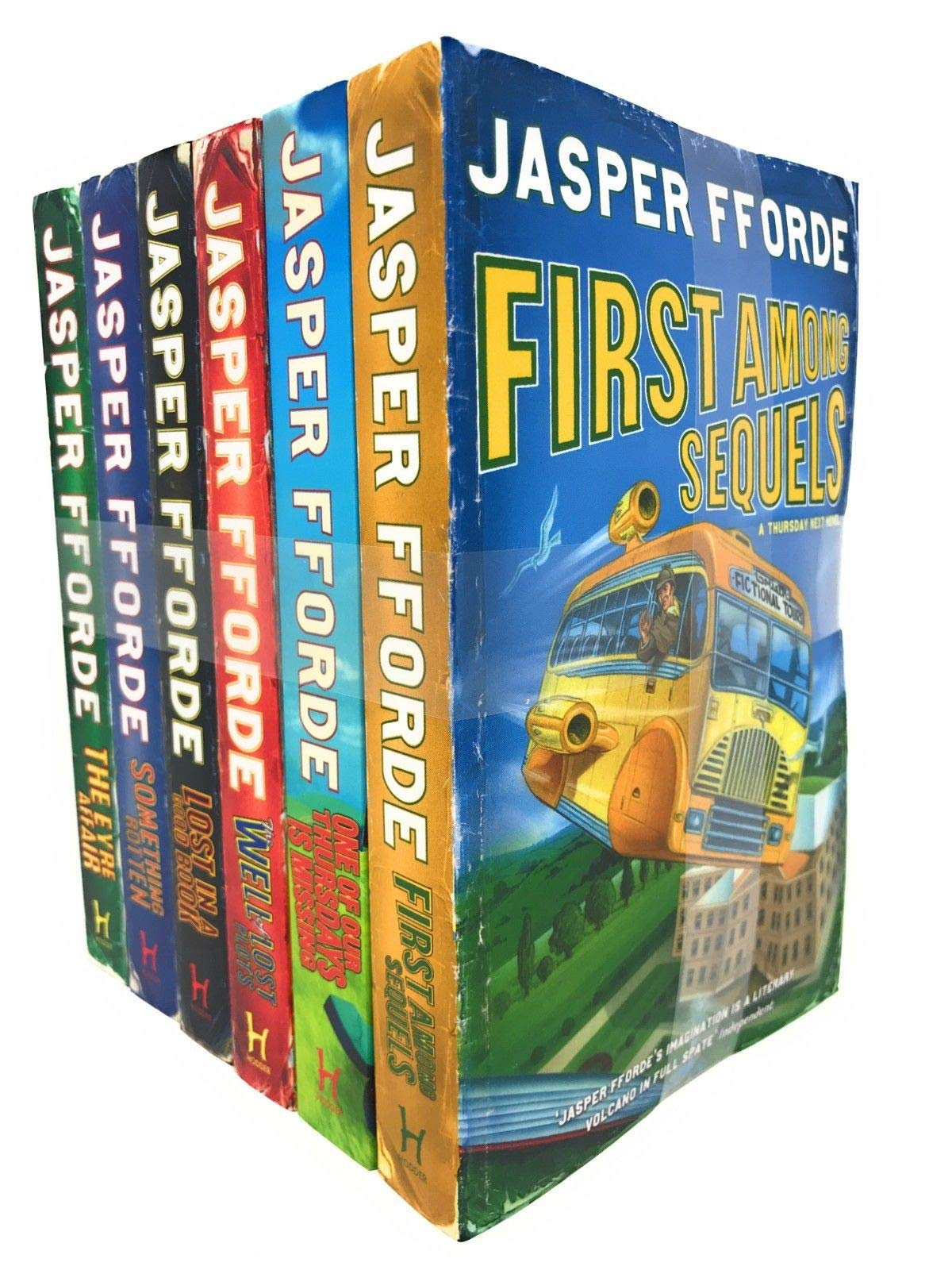 """The Well Of Lost Plots"" by Jasper Fforde (2003)"