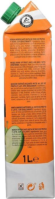 Don Simon Fruta Leche D.S. Tropical Gemina - Pack de 12 x 1 l - Total: 12 l: Amazon.es: Alimentación y bebidas