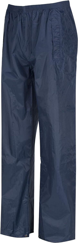 Outdoor Classics Stormbreak Regatta Great Outdoors Copri pantaloni impermeabili Uomo