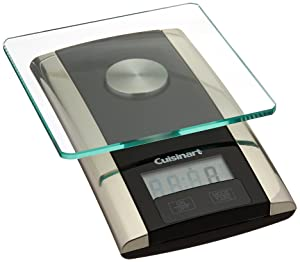 Cuisinart KS-55 Weight Mate Digital Kitchen Scale