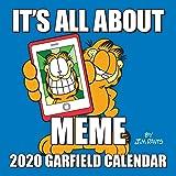 It's All About MeMe Garfield 2020 Calendar