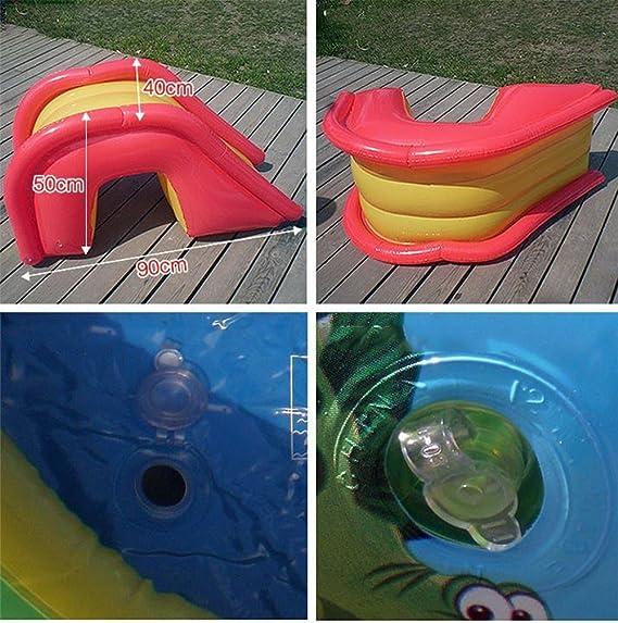 Wly&Home Piscina Inflable para Niños, Piscina De Inmersión ...