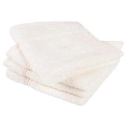 Lujo Bambú cuarto de baño ropa de baño toalla para la cara toalla de franela (
