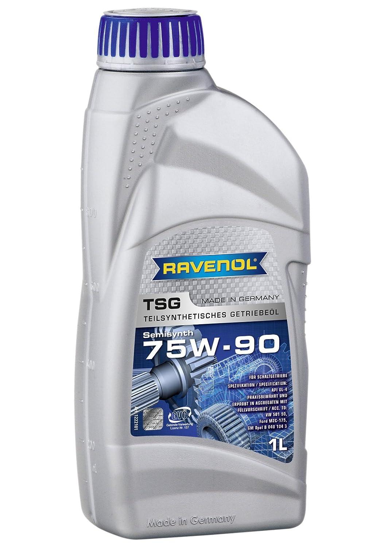 Ravenol - Getriebeöl TSG SAE 75 w de 90/api GL de 4: Amazon.es: Coche y moto