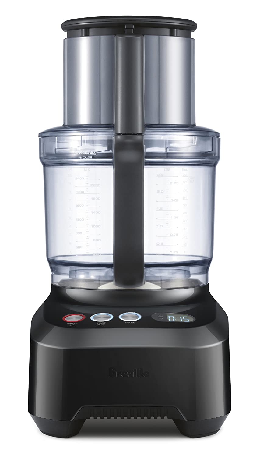 Breville BFP800BSXL Sous Chef Food Processor, Black Sesame
