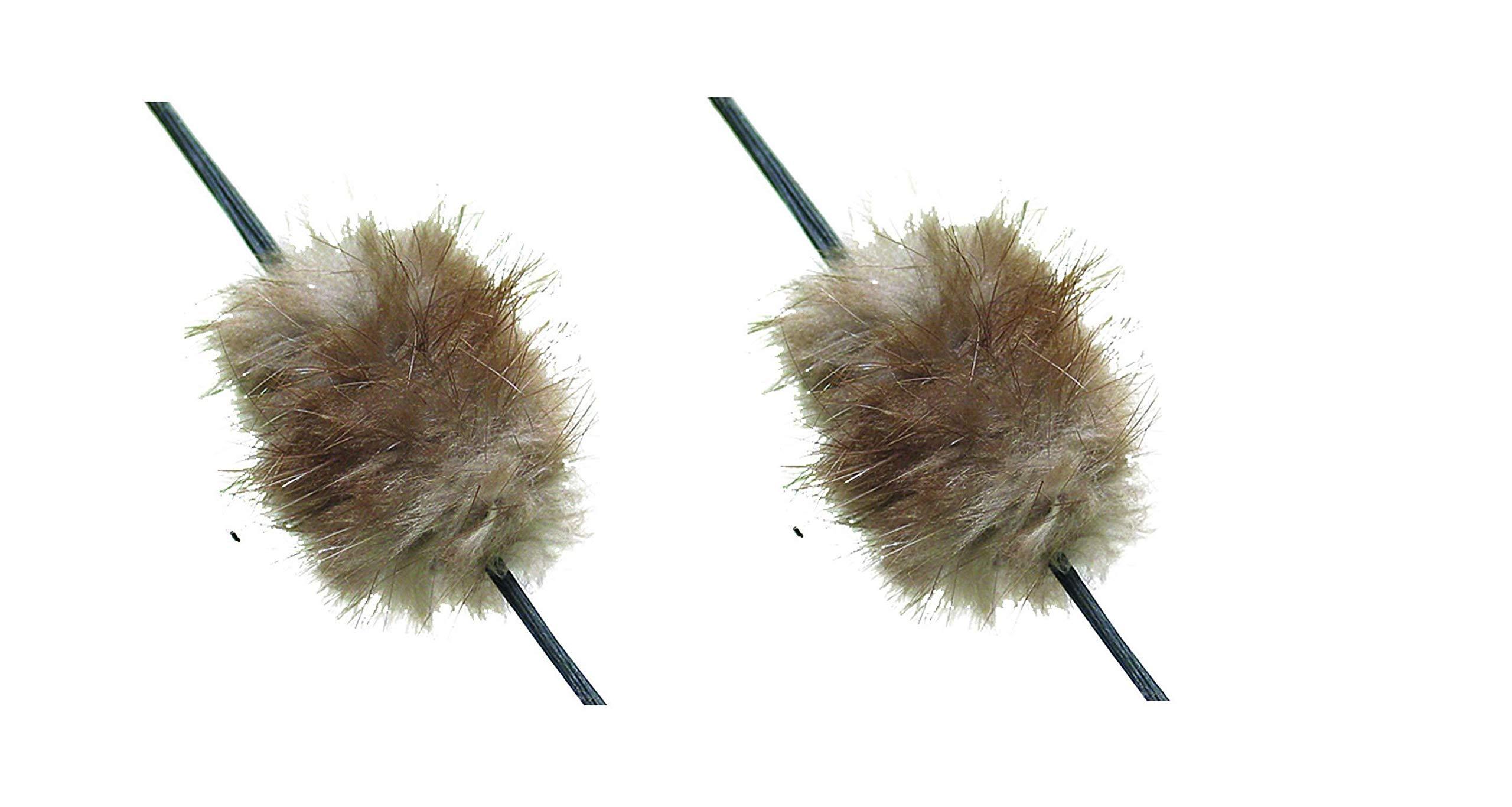 Mountain Man Beaver Balls String Silencer (2-(Pack))