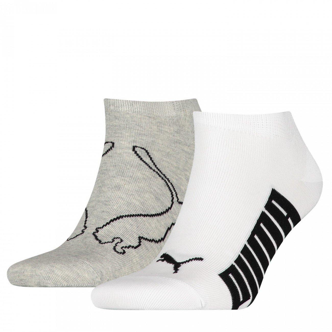 PUMA Unisex Sneaker calzini Winner 4er Pack