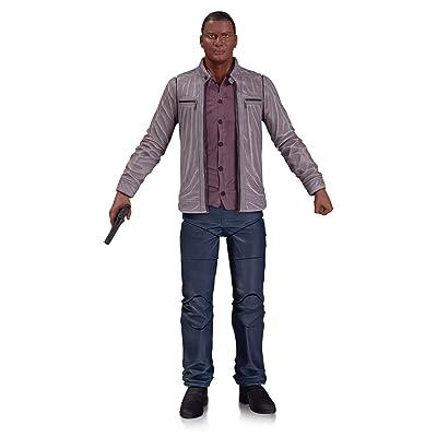 DC Collectibles Arrow (TV Show): John Diggle Action Figure: Toys & Games