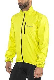 Löffler GTX Bike Jacket red: : Sport & Freizeit