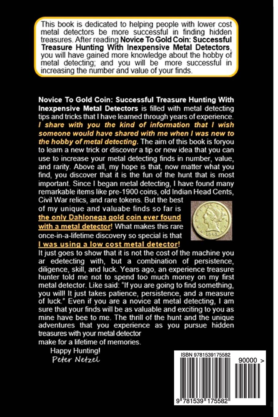 Novice To Gold Coin: Successful Treasure Hunting With ...