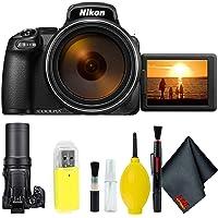 Nikon COOLPIX P1000 Digital Camera + 64GB Sandisk Extreme Memory Card Extreme Kit International Model