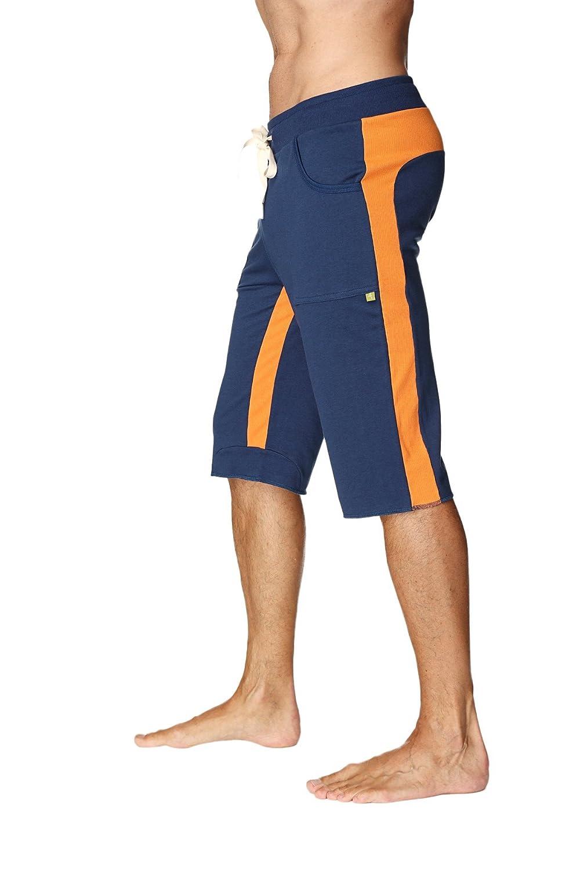4-rth PANTS ボーイズ B01FVGRCP8 M|Royal Blue W/Orange & Orange Royal Blue W/Orange & Orange M