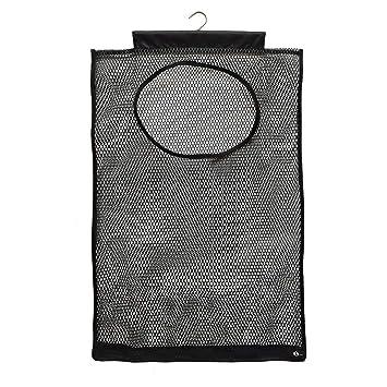 Amazon.com: 1 bolsa de malla para colgar ropa, bolsa de ...