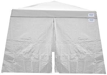 Caravan Canopy Sidewall Set for 81 sq.ft. V-Series Slant Leg 12x12  sc 1 st  Amazon.com & Amazon.com : Caravan Canopy Sidewall Set for 81 sq.ft. V-Series ...