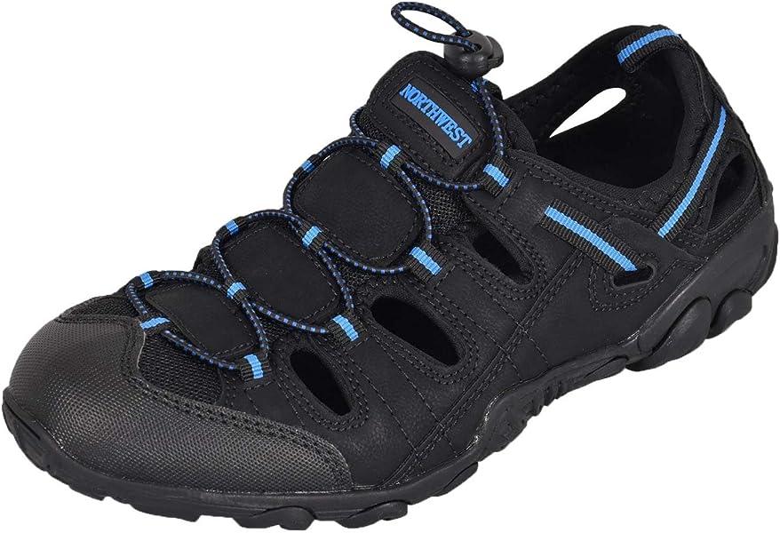 Northwest Territory Mens NWT Walking Hiking Trekking Summer Sports Sandals Sizes 7-12