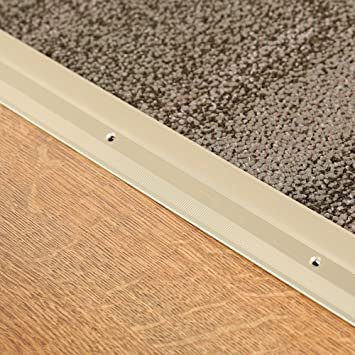 laminate flooring door threshold transition cover strip sand 90cm