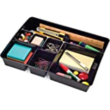 Officemate OIC Achieva Deep Drawer Tray, Recycled, Black (26241)