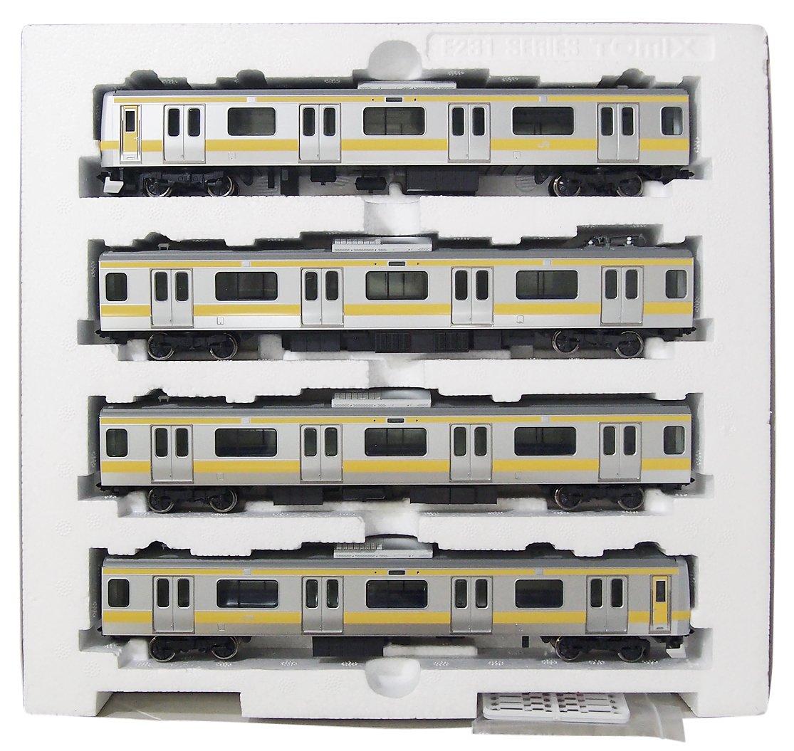 TOMIX HOゲージ E231 0系 総武線 基本セット HO-9008 鉄道模型 電車 B00SY5MH5O