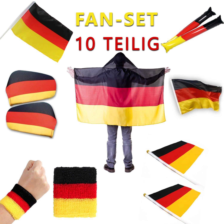 Fanset für Deutschland