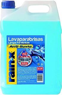 krafft LAVAPARABRISAS Rain X Anti Lluvia Limpia Parabrisas ...