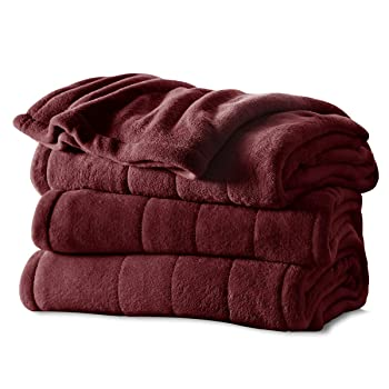 Sunbeam 10 Heat Settings Electric Blanket