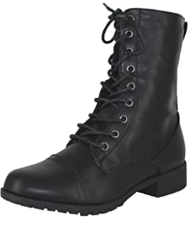 Troopa Lace-Up Boot