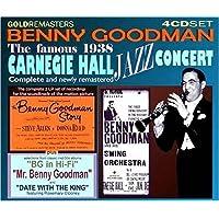 COMPLETE 1938 CARNEGIE HALL..