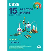 15+1 Practice Papers - Science: CBSE Class 10 for 2019 Examination (Sample Papers)