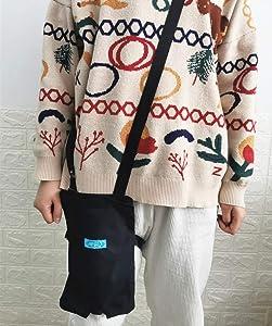 Urine Leg Bag Cover - 2000ML Urinary Catheter Bag Ostomy Bag Holder for Men, Adjustable Strap for Home Travel Wheelchair Bed
