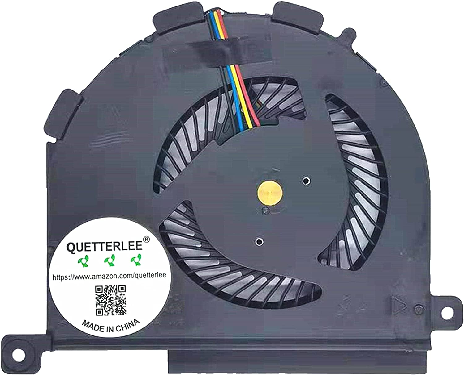 QUETTERLEE Replacement New Laptop Integrated Graphics CPU Cooling Fan for DELL Latitude E5450 Series 06YYDG KDB0705HC A04 DC5V 0.5A Fan