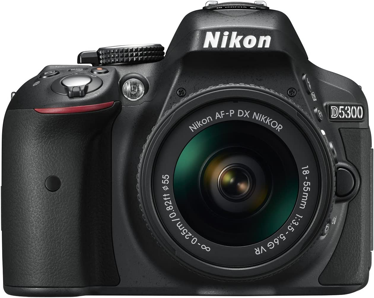 Nikon D5300 18-55/3.5-5.6 AF-P G DX VR - Cámara Digital: Amazon.es ...
