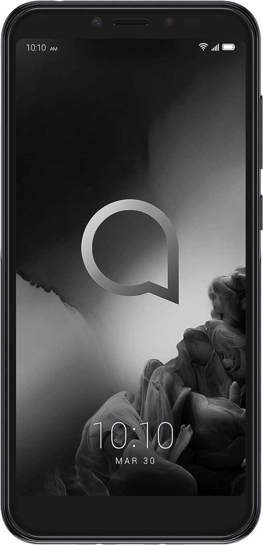 Alcatel 5024D 1S, Teléfono Móvil (RAM de 3 GB, Camara LED Flash), Wi-Fi 802.11 b/g/n; Bluetooth 4.2, Android, 5.5