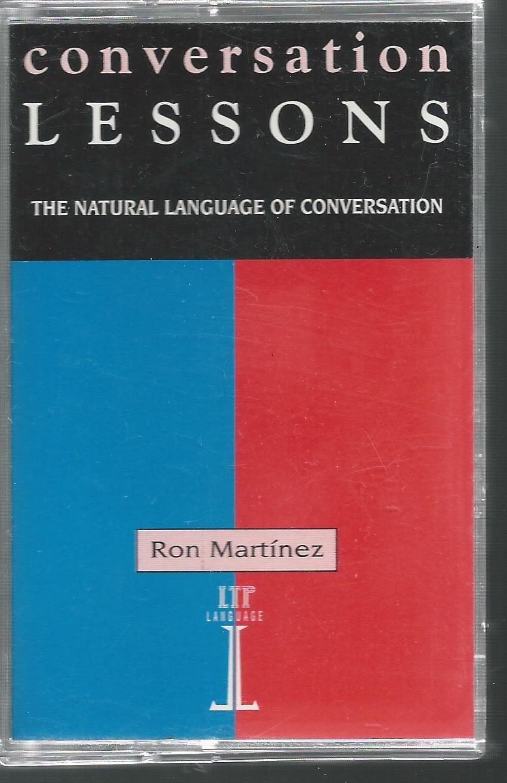 Conversation Lessons: Natural Language of Conversation ...