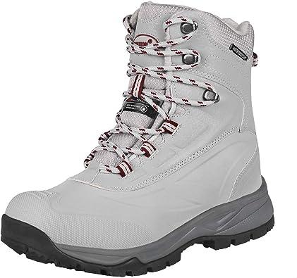 GRITION Botas montaña Mujer Zapatos de Senderismo Al Aire Libre Ocio Deportes Impermeable Antideslizantes Escalada Trekking Sneakers Botas Altas ...