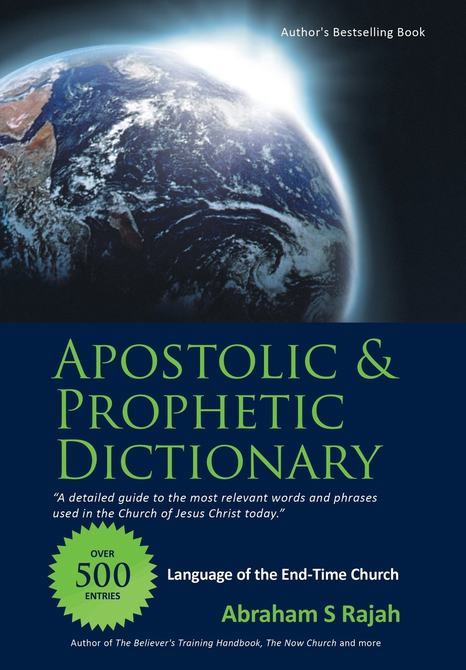 Download Apostolic & Prophetic Dictionary: Language of the End-Time Church pdf