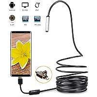 Flylinktech Full HD Boroscopio Endoscopio USB 2.0 Inicio