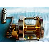 OKIAYA AXIS-L20 2 Speed Dual Drag Big Game Reel