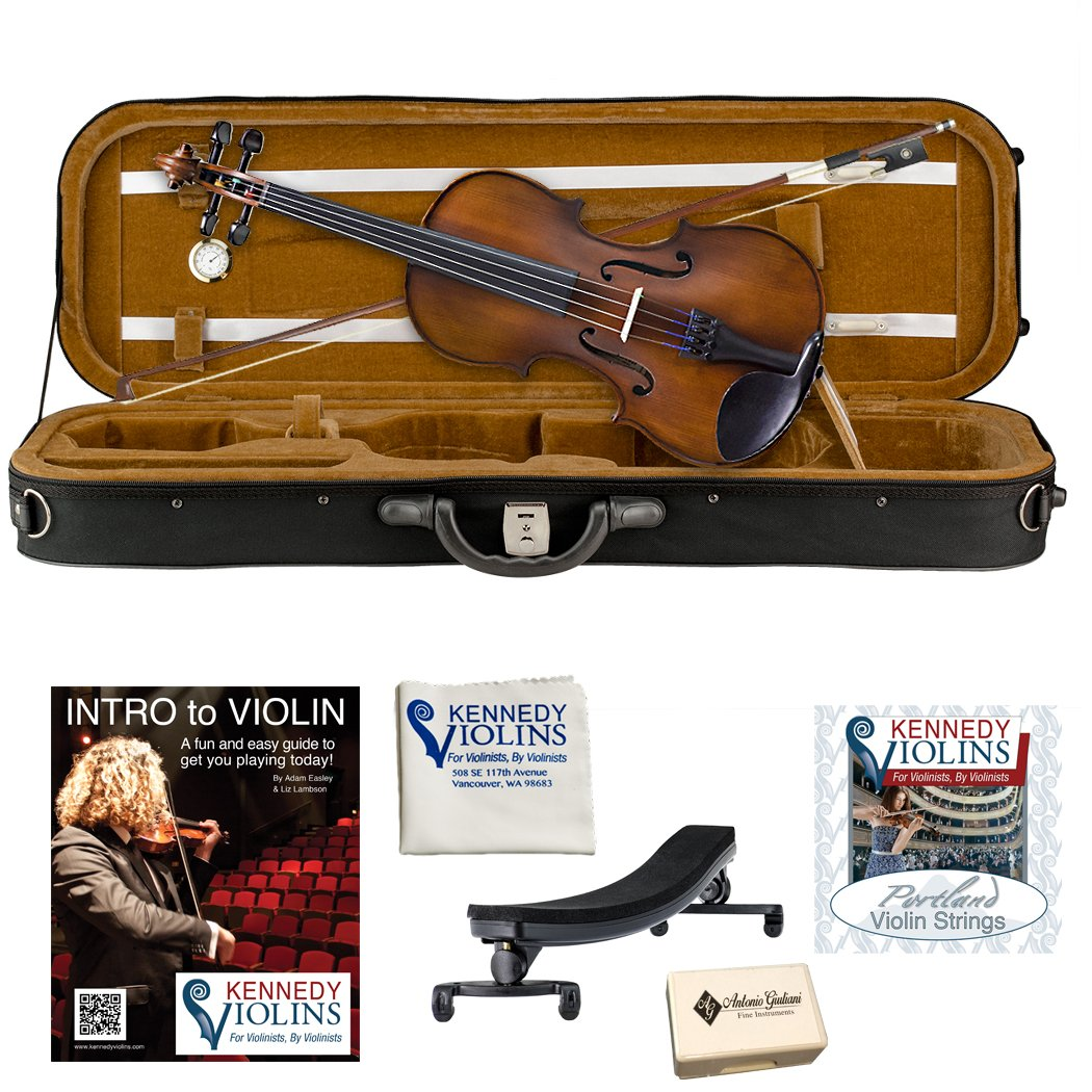 Bunnel Premier Clearance Violin Outfit 4/4 (Full) Size