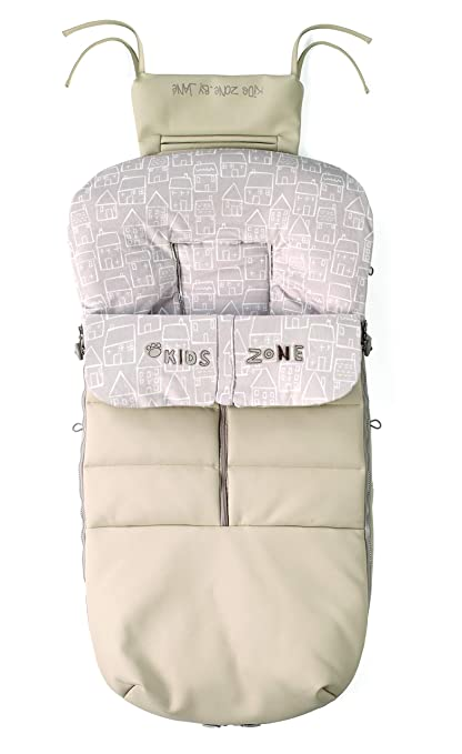 JANE Nest Plus Granola - Saco para silla de paseo, unisex, color ...