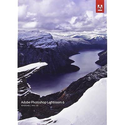 Adobe Photoshop Lightroom v6 - Software de gráficos (Español, paquete de prensa, Windows 10 Education,Windows 10 Education x64,Windows 10 Enterprise,Windows 10 Enterprise..., Mac OS X 10.10 Yosemite,Mac OS X 10.11 El Capitan,Mac OS X 10.9 Mavericks, Win,