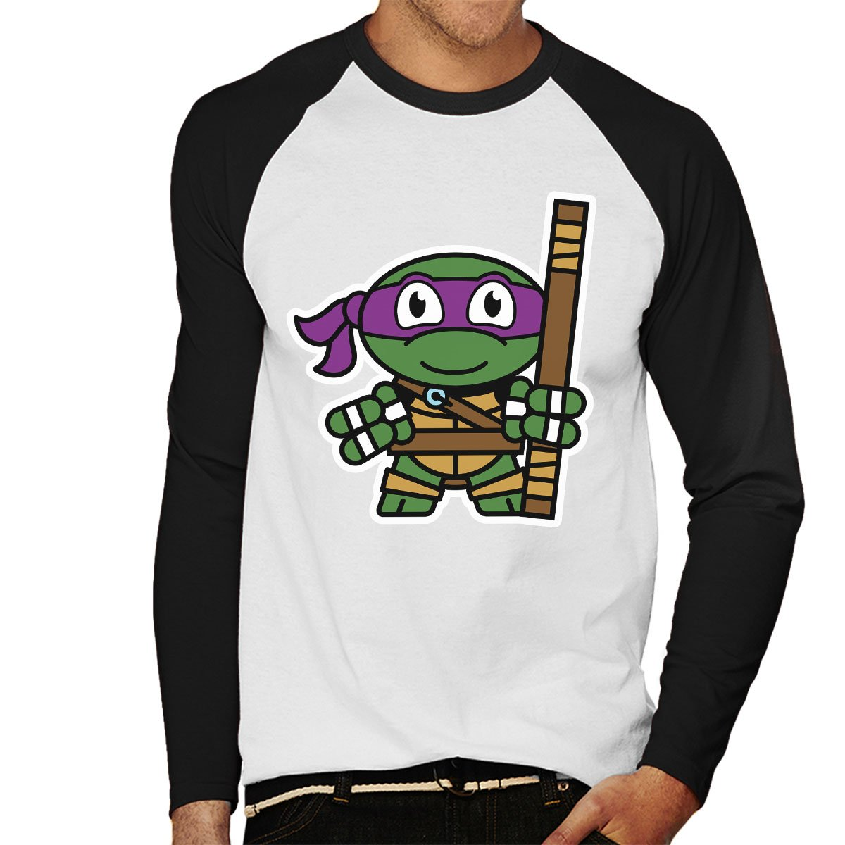Mitesized Donatello Teenage Mutant Ninja Turtles Mens ...