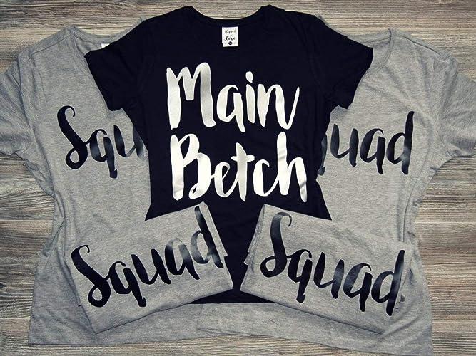 0a236e854 Amazon.com: SQUAD Shirts, Bride Squad Shirts, Birthday Squad Shirts, Birthday  Shirt, Birthday Squad, Birthday Squad Shirts, Bride Squad, SQUAD Shirt: ...