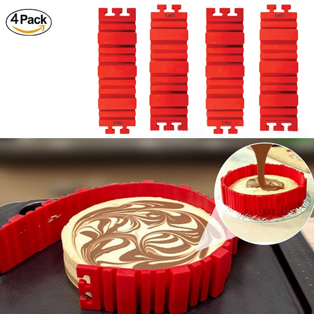 Asunflower Silicone Bake Cake Molds Kitchen DIY Muffin Mould /Maker - 4 PCS
